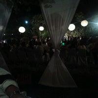 Photo taken at Kasa Bunga Garden Restaurant by Iytha T. on 6/8/2012