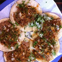 Photo taken at Taqueria El Burrito by Eugene G. on 9/11/2012