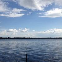 Photo taken at white sand lake by Jayrod C. on 8/18/2012