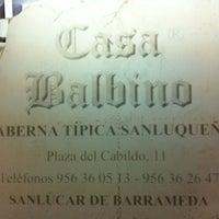 Foto tomada en Casa Balbino por Tony F. el 5/18/2012