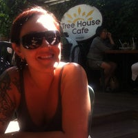 Photo taken at The Tree House Cafe by Dieter G. on 8/25/2012