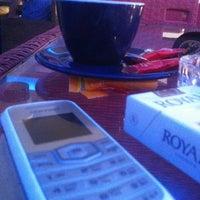 Photo taken at Aqua by Aymen on 8/14/2012