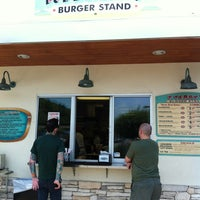 Photo taken at P. Terry's Burger Stand by Shay T. on 6/25/2012