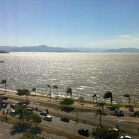 Foto tirada no(a) Novotel Florianópolis por Clinica V. em 3/11/2012