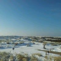 Photo taken at Sandton Paal 8 Hotel aan Zee by Arian B. on 2/4/2012
