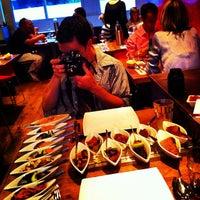 Das Foto wurde bei Restaurant Blauw von Alexa (@ladylexy) A. am 9/3/2012 aufgenommen