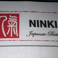 Photo taken at Ninki Japanese Bistro by Jane on 6/28/2012