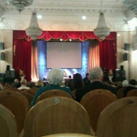 Photo taken at Концертный зал у Финляндского вокзала by Алексей Щ. on 4/7/2012