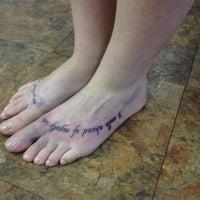 Photo taken at Freaky Tiki Tattoos by @93octane on 6/24/2012