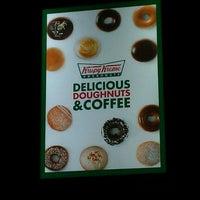 Photo taken at Krispy Kreme by Benjamin E. on 5/1/2012
