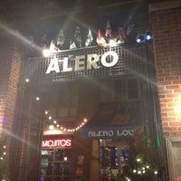 Photo taken at Alero Restaurant by Carrington W. on 2/10/2012