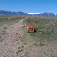 Photo taken at Colorado Hills Open Space Dog Park by Lindsay M. on 4/28/2012