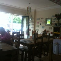 Photo taken at Coffi Cariad by Siân G. on 6/21/2012
