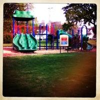 Photo taken at Goose Egg Park by Sim C. on 4/22/2012