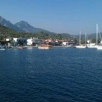 6/27/2012 tarihinde Fatih K.ziyaretçi tarafından Çökertme Koyu'de çekilen fotoğraf