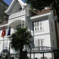 Photo taken at İstanbul Oyuncak Müzesi by Murat Y. on 4/19/2012