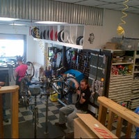 Photo taken at Keswick Cycle Glenside by Marc K. on 5/23/2012