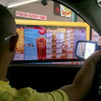 Photo taken at SONIC Drive In by Steven K. on 7/15/2012