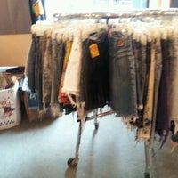 Photo taken at Cheap Jack's Vintage Clothing by Joshua M. on 6/2/2012