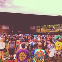 Photo taken at Bethel Woods Center for the Arts by Drew B. on 7/15/2012