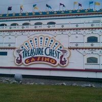 Photo taken at Treasure Chest Casino by Daniel H. on 12/7/2011