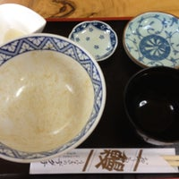 Photo taken at うなぎのデグチ by Koichi Y. on 8/14/2012