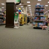 Photo taken at Barnes & Noble by Jenny Z. on 1/20/2012