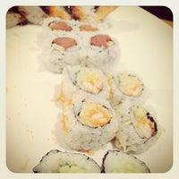 Photo taken at Samurai Sushi by Charley C. on 11/12/2011