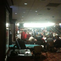 Photo taken at Poker Room at Foxwoods Resort Casino by Tom A. on 7/17/2011