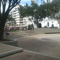Foto tomada en Parque Santander por Jair P. el 6/25/2012