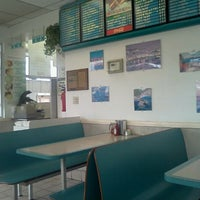 Photo taken at The Original Lucky Greek by Debbie E. on 9/16/2011