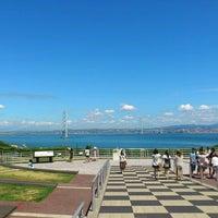 Photo taken at 淡路ハイウェイオアシス by Kazuki N. on 8/21/2012