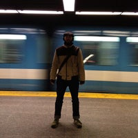 Photo taken at STM Station Charlevoix by Martin R. on 11/22/2011