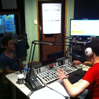 Photo taken at 4ZzZ FM by Peter B. on 10/16/2011