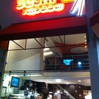 Photo taken at Sushi Tai by Lisseth G. on 2/12/2011