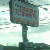 Photo taken at Dunkin Donuts by komala t. on 1/3/2012