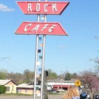 Photo taken at Rock Cafe by Susan R. on 3/24/2012