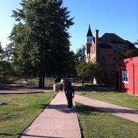 Photo taken at Northeastern State University by L.j. K. on 9/12/2011