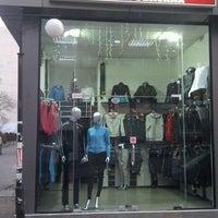 Photo taken at Спортен магазин Runika by Vladimir S. on 12/4/2011
