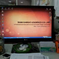 Photo taken at siam kargo logistics co.,ltd. by เอี้ยง ซ. on 12/2/2011