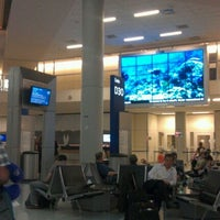 Photo taken at Gate D38 by Steve W. on 7/18/2011