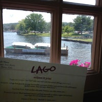 Photo taken at LAGO by Allen V. on 6/29/2012