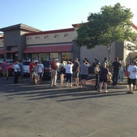 Photo taken at Chick-fil-A by Mike T. on 8/2/2012