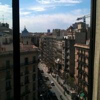 3/20/2012 tarihinde Maria S.ziyaretçi tarafından NH Gran Hotel Calderón'de çekilen fotoğraf