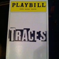 Photo taken at Traces at Union Square Theatre by Goran S. on 8/19/2012