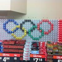 Photo taken at Walmart Supercenter by Olga Maria G. on 7/20/2012