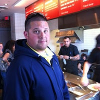 Photo taken at Chipotle Mexican Grill by Joseph B. on 9/13/2011