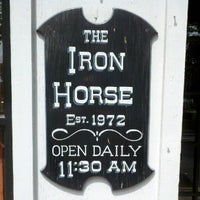 Foto tomada en The Iron Horse  por David N. el 8/5/2012