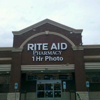 Photo taken at Rite Aid by Ronnie C. on 12/27/2011
