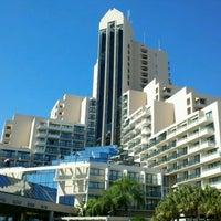 Photo taken at Orlando World Center Marriott by Orlando Informer on 10/24/2011